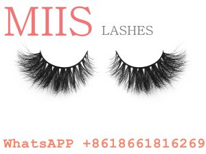 high quality real mink 3d eyelashes