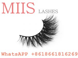 3d eyelashes strip