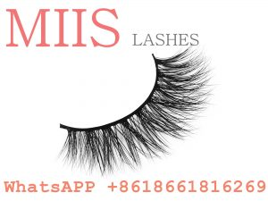 customized mink 3d lashes