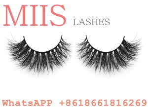 mink eyelashes manufacturer