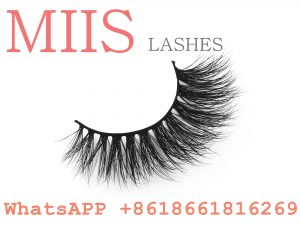 100% hand made mink lashes