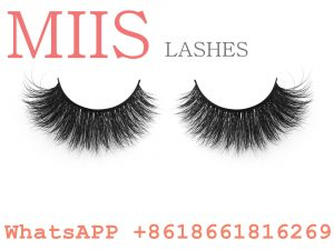 packaging mink lashes