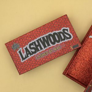 Custom Eyelash Woods Packaging