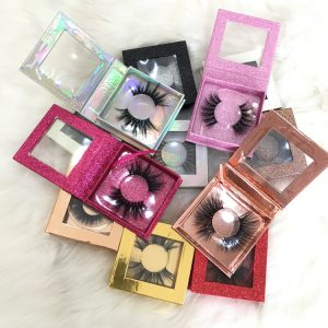 25 MM Mink lashes