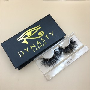 25mm Hot Mink Lashes