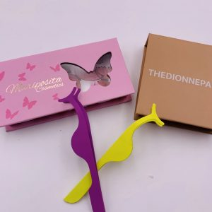 Eyelash Packaging Box With Your Own Logo