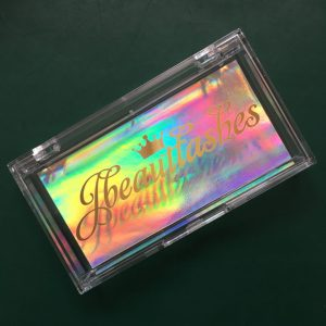 Clear Cases Printing With Your Logo